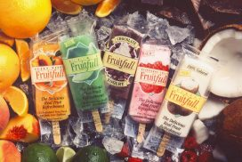 Fruitfull® tastes great! Fruitfull® fruit bars are an exotic blend of big chunks of fruit and 100% natural ingredients. One pleasurable bite and you'll be reminded of that romantic fun little island trip you've been dreaming of!