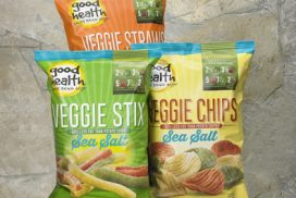 "At Good Health®, they believe the secret to a great ""Lifeitude™,"" aka loving life to the fullest, is feeling good. That's why they pack their Veggie Snacks® with Extra Goodness!™ like nutrients (vitamins!) from tomatoes, spinach, beets, broccoli and carrots to deliver a truly delicious snack so you can Enjoy Being Good™."